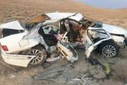۱۱ مصدوم در تصادف جاده یاسوج به شیراز
