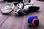 مرگ موتورسوار ۱۷ ساله بابلی در برخورد با تیر برق