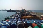 ویدئو | توقیف شناور خارجی حامل سوخت قاچاق توسط سپاه