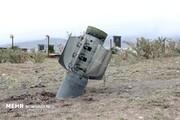 برخورد یک خمپاره به ۱۲۰ کیلومتری تبریز