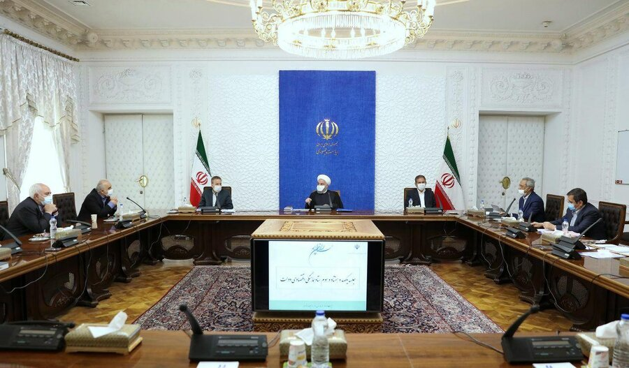 جلسه هماهنگی اقتصادی دولت 22 مهر 99