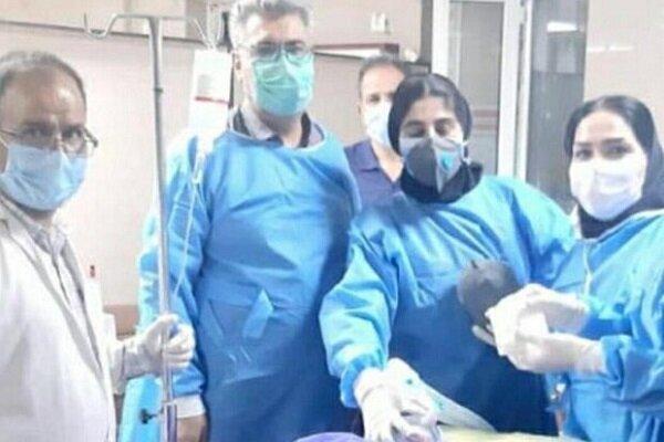 تیم جراحی ایلامی