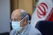 زالی: شرایط تهران هنوز قرمز است ؛ تغییر شگرفی نداشتیم | فوت ۹۲ نفر در یک روز
