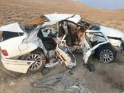 تصادف در طالقان با یک کشته و چهار مصدوم