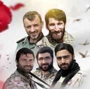 ۵ مسافر خان طومان مازندران تشییع و خاکسپاری شدند