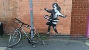 بنکسی | هنرمند میلیوندلاریِ بینام و نشان