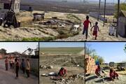 کودکان سلیمانتپه در حسرت یک معلم | روستایی محروم از سادهترین امکانات
