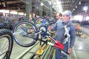 آغاز به کار بزرگترین کارخانه دوچرخهسازی غرب آسیا