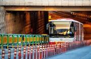 ورود اتوبوسهای جدید به ناوگان حملونقل عمومی تهران همزمان بادهه فجر