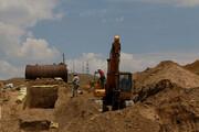 گمانهزنی تپه باستانی کوی کیوان آغاز شد