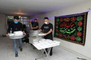 میزبان، موکب حضرت زینب (س)  مهمان، نیازمندان محله تهرانسر