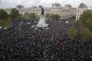 عکس روز | در میدان جمهوری