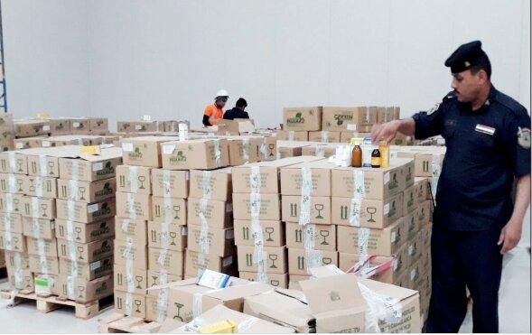دارو قاچاق عراق