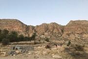 نجات گردشگران گرفتار در آبشار شوی دزفول