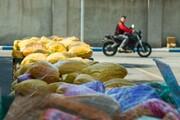 کشف محموله بزرگ مواد مخدر در شیراز