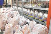 مرغ ۱۸۵۰۰ تومانی کجا توزیع میشود؟