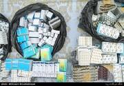 جلوگیری از خروج۲۰۰ میلیون ریال دارو از مرز سردشت