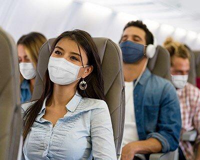 آیا واقعا خطر ابتلا به کرونا در هواپیما کمتر از خطر برخورد صاعقه است؟