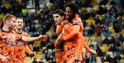 لیگ قهرمانان اروپا | پیروزی یوونتوس در غیاب رونالدو