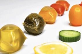 بستهبندی سس کچاپ قابل خوردن میشود