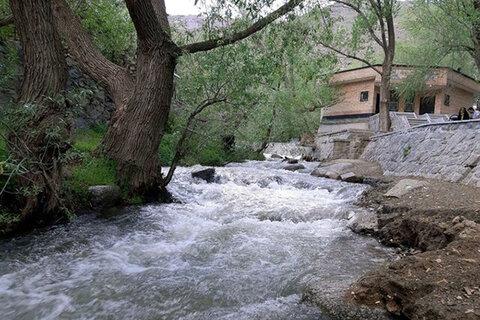 هشدار نارنجی سازمان هواشناسی   احتمال بالا آمدن سطح آب رودخانهها