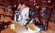 حمله نژادپرستانه دو زن سفیدپوست به دو زن مسلمان زیر برج ایفل