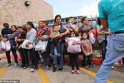 یک خط خبر | ۵۵۰ کودک آواره قربانی سیاستهای مهاجرتی ترامپ