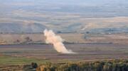 اصابت ۷۱ گلوله جنگی به خاک ایران فقط در امروز