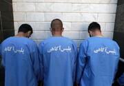 دستگیری ۸۰ سارق با ۱۴۱ فقره سرقت در اهواز