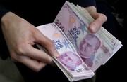 ریزش مجدد ارزش پول ترکیه