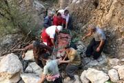 نجات جان ۲ کوهنورد در ارتفاعات سفیدکوه خرمآباد