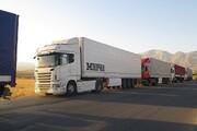 سلب آسایش مردم مهران با عبور کامیونهای صادراتی