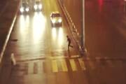 ویدئو | تصادف دلخراش عابرپیاده در سهراه آزادشهر