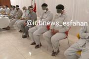 ویدئو | دستگیری ۴۳ اخلالگر و دلال بازار ارز در شهر اصفهان