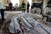 مرگ مشکوک اعضای یک خانواده سه نفری در مشهد
