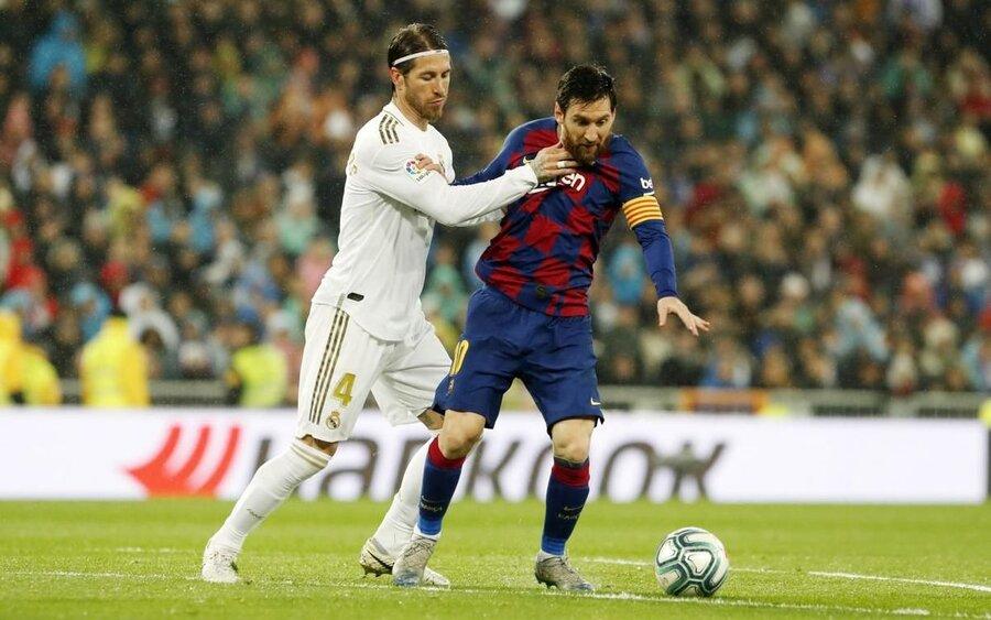 لیونل مسی بارسلونا