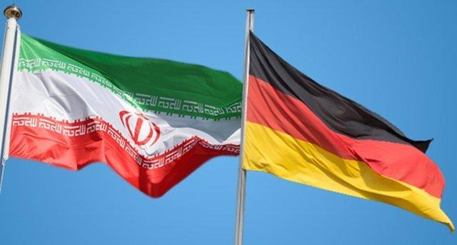 آلمان - ایران