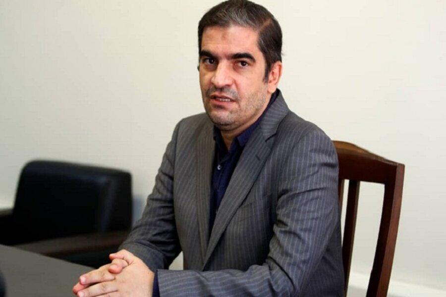 احسان قاضیزاده هاشمی، عضو فراکسیون ورزش مجلس شورای اسلامی