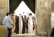 ورود نماینده جدید مقام معظم رهبری در سوریه به دمشق
