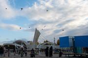 تصاویر | جشنواره پرواز بادبادکها در مشهد