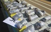 کشف ۲۰ کیلو تریاک از یک خودرو در سنندج