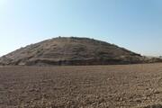 ثبت ملی تپه باستانی مندنی در بخش عقیلی گتوند