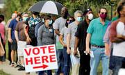 بالاترین میزان مشارکت در انتخابات آمریکا از ۱۹۰۸ | ۱۵۰ میلیون آمریکایی رای میدهند