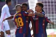 ویدئو | بارسلونا یک - رئال مادرید یک | گلهای بازی را ببینید