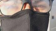 چطور جلوی بخار گرفتن عینک هنگام ماسک زدن را بگیریم؟