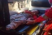 کودک چهار ساله در کرمانشاه پیدا شد