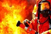 آتشسوزی کارخانه اشراق دیباج دامغان مهار شد