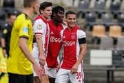 نتیجه عجیب و تاریخی در لیگ فوتبال هلند