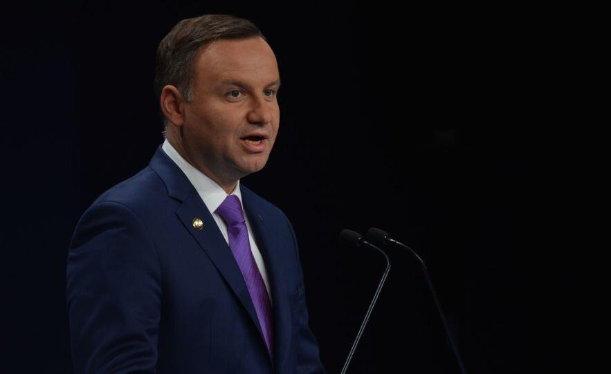 رئیس جمهور لهستان