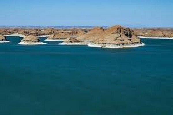 دریاچه جوان شهداد